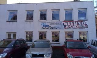 Reklamní banner + polepy oken - EKO OKNA MB