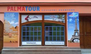 Kompletní reklamní servis, Palma Tour, Česká Lípa