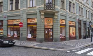 Realizace prodejny v Praze - Jizerské pekárny